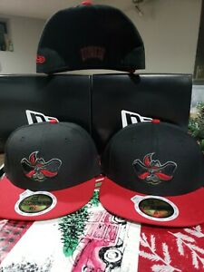 New Era Kids/Toddler UNLV Rebels 6 5/8 NCAA Fitted Cap Red/Black Exclusive