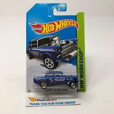'55 Chevy Bel Air Gasser #241 * 2014 Hot Wheels * JC22
