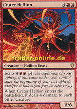 Crater Hellion (cratere OH bruco) COMMANDER Magic 2013
