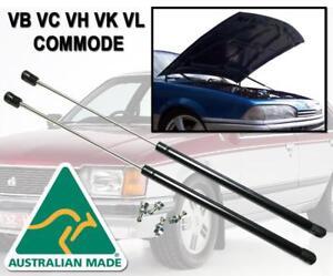 Holden Commodore VB VC VH VK VL bonnet gas strut kits SS HDT SLE