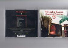 Monika Kruse - Changes Of Perception CD Album NEUWERTIG TECHNO TERMINAL M