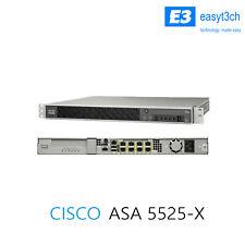 Cisco ASA5525-X Adaptive Security Appliance (ASA5525-K9) - Firewall Edition