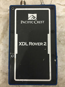 Pacific Crest  XDL Rover 2 Bluetooth  403-473 MHz