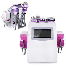 6in1 Radio Frequency Ultrasonic 40K Cavitation RF Vacuum Slimming Beauty Machine
