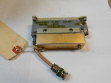 5255 BIRD LOW PASS FILTER FREQ NEW OLD STOCK