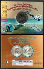 MALAYSIA 2003 Comm LIMA Langkawi Int'l Maritime & Aerospace BU Coin Card