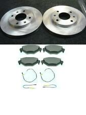 CITROEN C5 FRONT BRAKE DISCS &  PADS 304MM VENTED