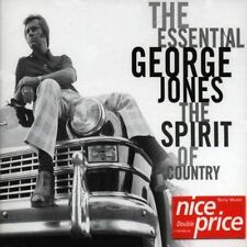 The Spirit Of Country 5099749157323 By George Jones CD