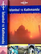 Istanbul to Kathmandu