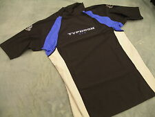TYPHOON Pulse Rash Vest jet ski vela Kayak Wake Surf XS