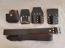 PONTEGGI Marrone le 5 in 1 ozart Padre Cintura Qualità Articolo (UK venditore masive AFFARE)