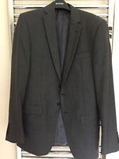 Men's Marks & Spencer Grey Wool Mix Washable Suit Jacket Size 38L BNWOT
