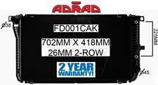 FORD FALCON EA, EB, ED 1988-1995 6CYL & V8 RADIATIOR *GENUINE ADRAD BRASS CORE*