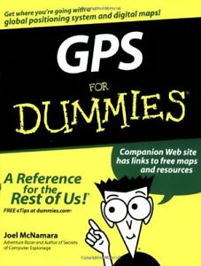 GPS For Dummies (For Dummies (Lifestyles Paperback