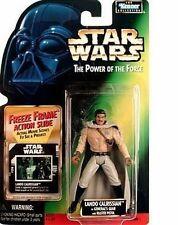 Star Wars Lando Calrissian The Power of the Force action figure NIP NIB