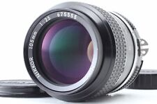 [Near Mint] Nikon New Nikkor 105mm f/2.5 35mm SLR Camera Lens from Japan #1699