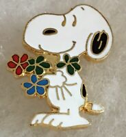 Cute Cool Enamel Snoopy Brooch Pin Backpack Lapel Hat Brooches Christmas Gift