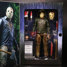 "NECA Friday the 13th Final Chapter Jason Ultimate 7"" Action Figure Part 4 1:12"