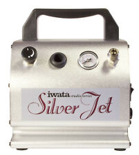 Iwata Studio Series Silver Jet compressor - C-IW-SILVER