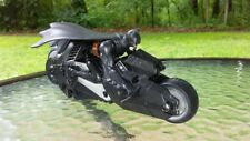 Mattel 2005 Batman Begins Vehicle Batcycle Armored Speedbike Moto Armada