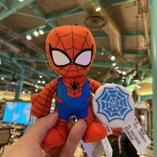New Disney Store Japan Marvel Spider-Man Plush Deformed toy