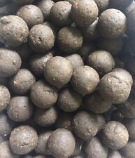 DYNAMITE BAITS MARINE HALIBUT - 15mm FISHMEAL BOILIES - 100g - FREE UK P & P