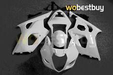 Unpainted Fairing ABS Injection Bodywork Kit For Suzuki GSX-R 1000 2003 2004