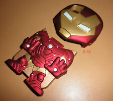 IRON MAN marvel CHARA-COVERS for iPHONE 4 4S case ironman avengers toy