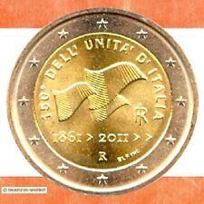 Monete SPECIALE ITALIA: 2 euro moneta da 2011 unità speciale moneta da due € moneta commemorativa