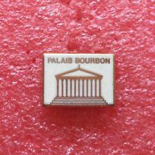 Pins ARTHUS BERTRAND le PALAIS BOURBON