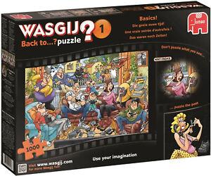 Back to ? - Wasgij (1000 Piece Jigsaw)