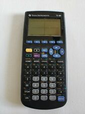 Texas Instruments Ti-89 Graphing Calculator, Cleaned & Tested! VG Condition !