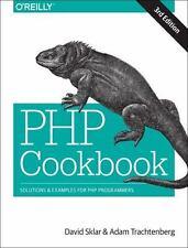 PHP Cookbook: By Sklar, David, Trachtenberg, Adam