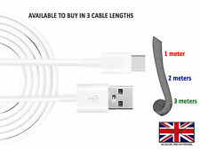 Type C USB-C Sync Charger Charging Power Cable For HTC Wildfire X