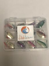 Hightower's Ultra Light Deadly Dozen of Spoons, Trout, Pan-fish, Crappie