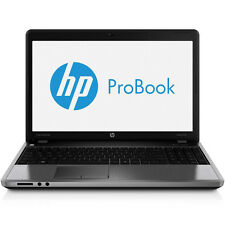 "HP ProBook 4545S AMD A6-2.6GHZ 4GB 320GB DVD Cam 15"" Laptop Win 10 Pro 2451772"