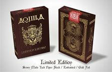 Aquila Limited Edition Playing Cards Brand New Deck