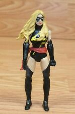 "Marvel Universe 3 3/4"" Series 3 Ms. Marvel Black Outfit Action Figure **READ**"