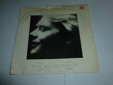 "JOHN FARNHAM - You're The Voice - Deleted 1986 UK 7"" Vinyl Single"