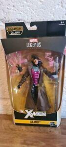 """Marvel Legends 6"""" X-Men Wave 4 Gambit Figure - Caliban 100% complete"""