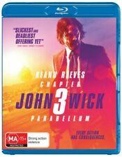 John Wick - Chapter 3 - Parabellum Blu-ray (PAL, 2019) VGC- FREE POSTAGE