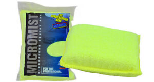 Micromist Car Windscreen Glass Mirror Microfibre Demister Absorbent Pad Sponge