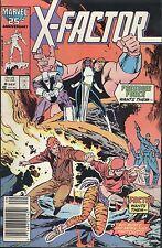 Marvel X-Factor 8 Sept 1986 Marc Silvestri Lost & Found Simonson