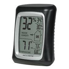 AcuRite Indoor Thermometer Temperature Reader Digital Hygrometer Humidity Ga...
