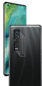 4x Camera Lens Protector Thin Tempered Glass Cover Guard for OPPO Find X2 Pro