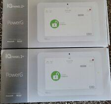 2 Qolsys QS9201-5208-840 IQ Panel 2 PLUS PowerG Verizon LTE ⚡FAST SHIPPING⚡