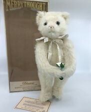 Merrythought Diana Princess Wales Teddy Bear LE 38cm Mohair Plush Silk 1989 Box