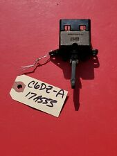 NOS 1966 FORD FALCON AND RANCHERO FACTORY WINDSHIELD WIPER SWITCH C6DZ-17A553-A