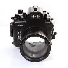 PRO 60m 195ft Underwater Waterproof Housing Case for Nikon D800 105mm F2.8 Lens