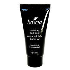 BOSCIA Luminizing Black Mask PEEL OFF 1 Oz Travel  NEW SEALED FREE SAME DAY SHIP